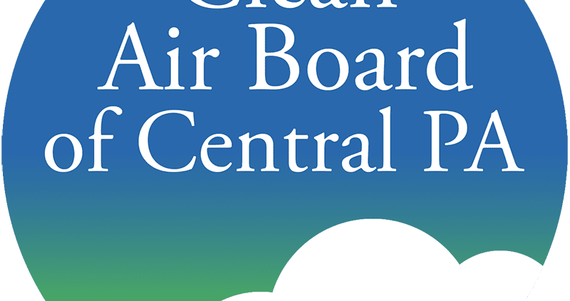 Clean Air Board of Central PA logo